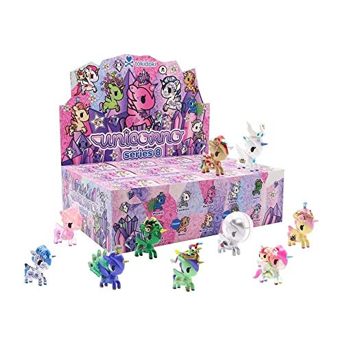 tokidoki Unicorno Series 8 Blind Box Series ONE Box