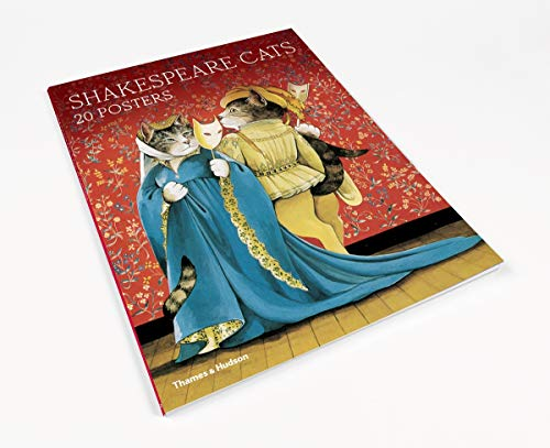 Shakespeare Cats: Poster Book (Thames & Hudson Gift)