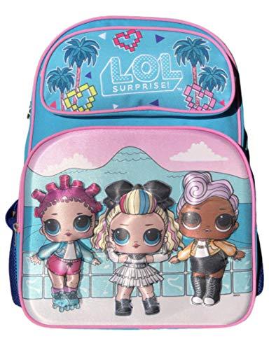 L.O.L. Surprise! Limited Edition Supreme BFF's 16' 3D Backpack