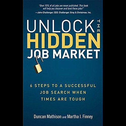 Unlock the Hidden Job Market audiobook cover art