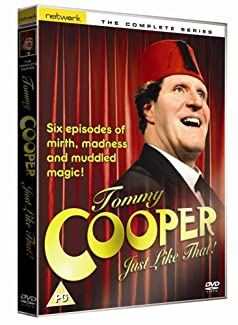 Tommy Cooper - Just Like That - The Complete Series