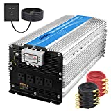 Giandel 5000W Heavy Duty Modified Sine Wave Power Inverter 12V DC to...