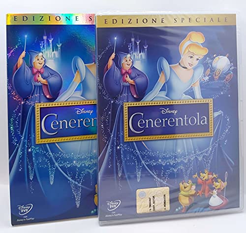 Cenerentola Disney - DVD *NUOVO* (Versione Editoriale)