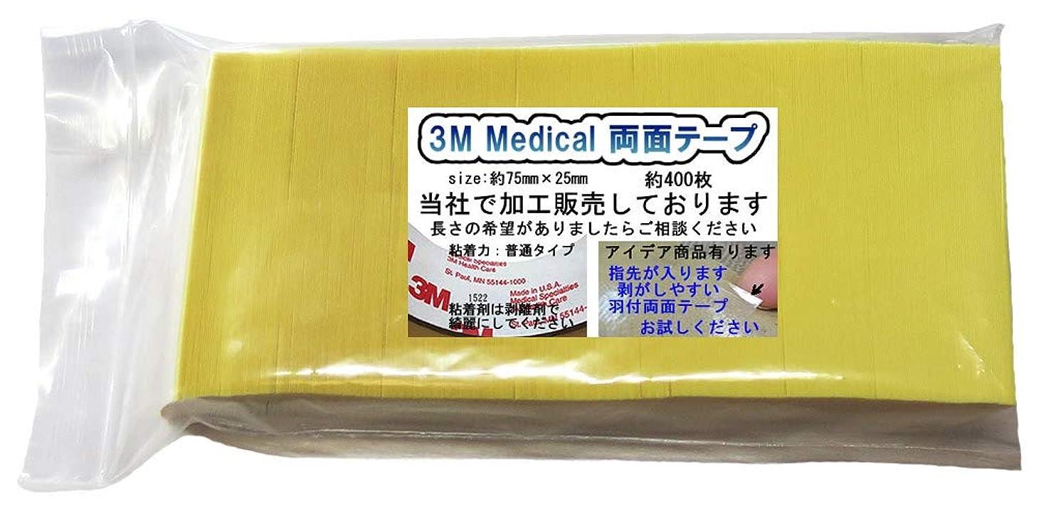インクギャンブルトレーニング3M両面テープ約400枚