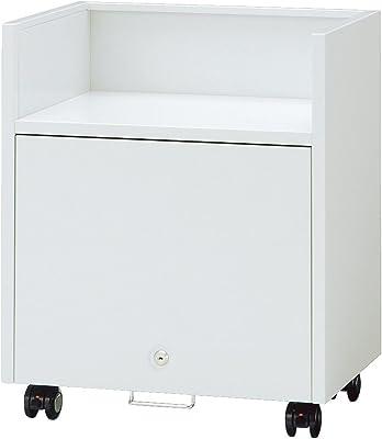 【 組立・設置サービス付き 】プラス KD アンダーワゴン KD-1 ホワイト