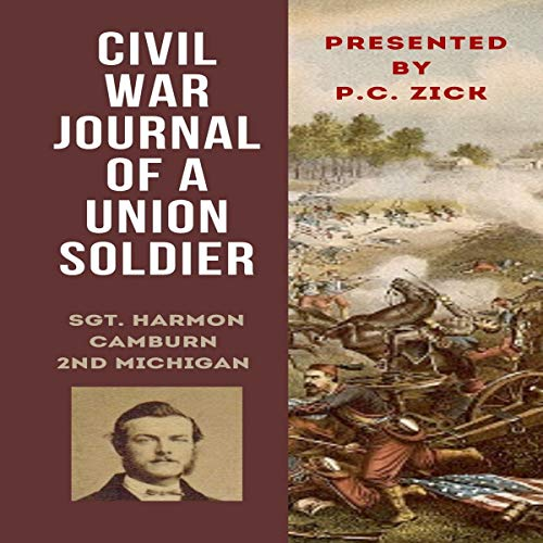 Civil War Journal of a Union Soldier cover art