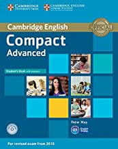 Permalink to Compact Advanced Student's Book with answers + CD [Lingua inglese] PDF