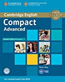 Compact Advanced Student's Book with Answers with CD-ROM