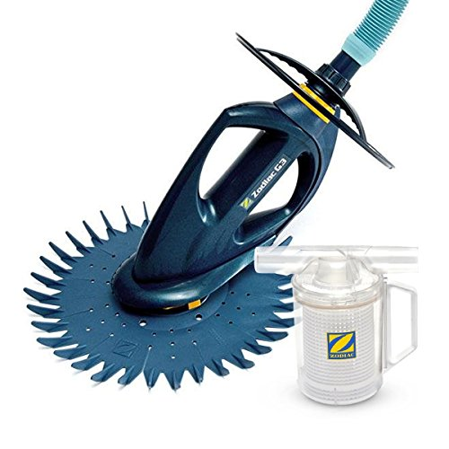 Purchase Zodiac Suction Side Cleaner Plus in-Line Leaf Catcher