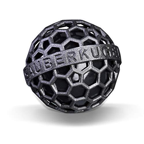 Sauberkugel – Black Pearl – Die clevere Art der Reinigung von Taschen, Rucksäcken und Schulranzen – Die Lifestyle Innovation 2021