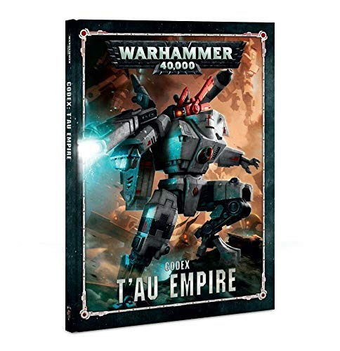 Codex T'au Empire - Français - Warhammer 40,000