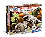 Clementoni - A1503085 - Jeu Scientifique - Trex Triceratops