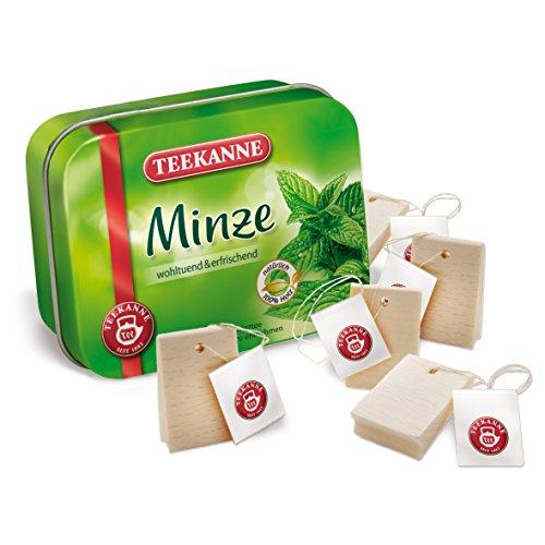 Erzi thee van theepot in doos, speelgoed thee, winkelwinkel accessoires