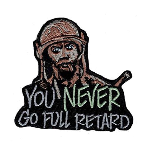 never go full retard - 2
