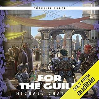 Page de couverture de For the Guild