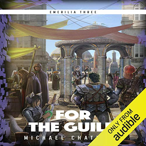 For the Guild cover art