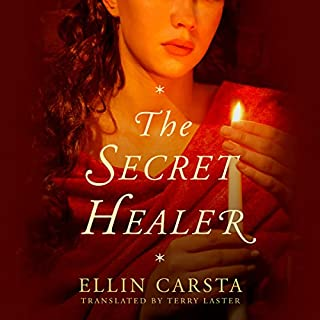 The Secret Healer audiobook cover art