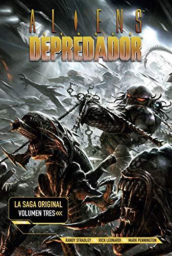 Alien Vs Depredador: La S