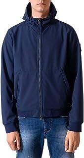 Hox Giacchetto Uomo Hooded + 3 Layers Stretch tecnical Fabric xu3640