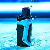 <span class='highlight'><span class='highlight'>GEEKVAPE</span></span> Aegis Boost 40W Pod Battery Mod Kit 1500mAh Waterproof Starter Kit E-Cigarettes & Accessories No Nicotine, No E Liquid (Almighty Blue)