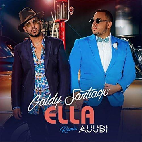 Galdy Santiago feat. Auudi