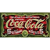 NNGT Coco-cola Memento for Wall Decor Retro Wall Art Print