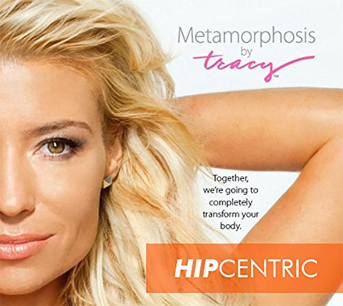 Metamorphosis by Tracy Hipcentric - Tracy Anderson 4 DVD Set