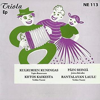 Tapio Rautavaara, Veikko Tuomi ja Jorma Ikävalko