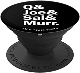 Impractical Jokers Q & Joe & Sal & Murr PopSockets Grip and Stand for Phones and Tablets
