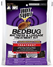 Hot Shot Bedbug Mattress & Luggage Treatment Kit, 1-Count