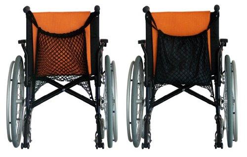 Rollstuhlnetz ohne Innentasche