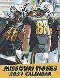 Missouri Tigers 2021 Calendar