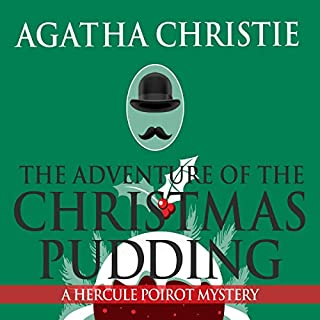 The Adventure of the Christmas Pudding cover art