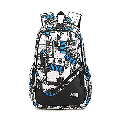 Mioy - Set mochilas escolares, estampadas