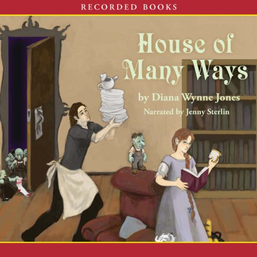 House of Many Ways audiobook cover art