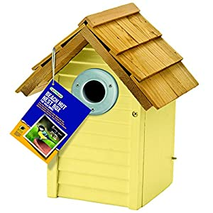 Gardman Beach Hut Nest Box
