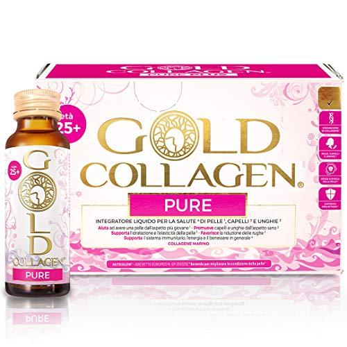 MINERVA Research Labs Pure GOLD COLLAGEN 10 giorni di trattamento