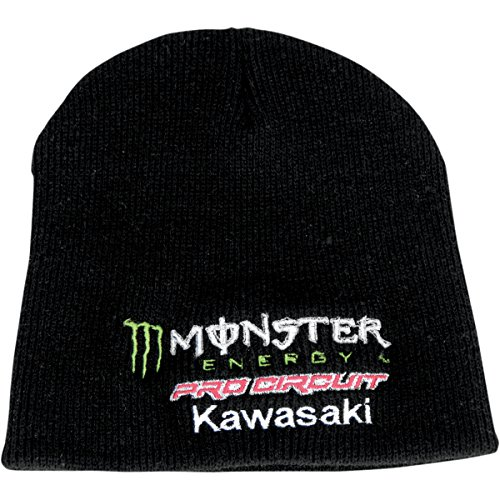 Pro Circuit Monster Beanie - One size fits most/Black