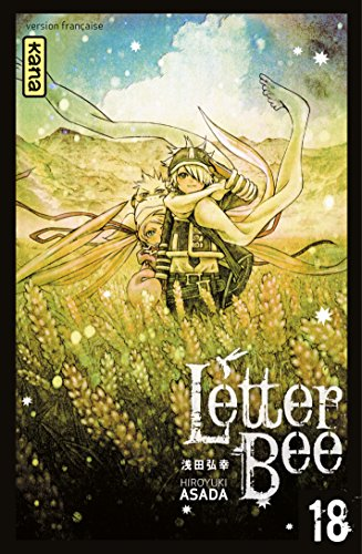 Letter Bee - Tome 18