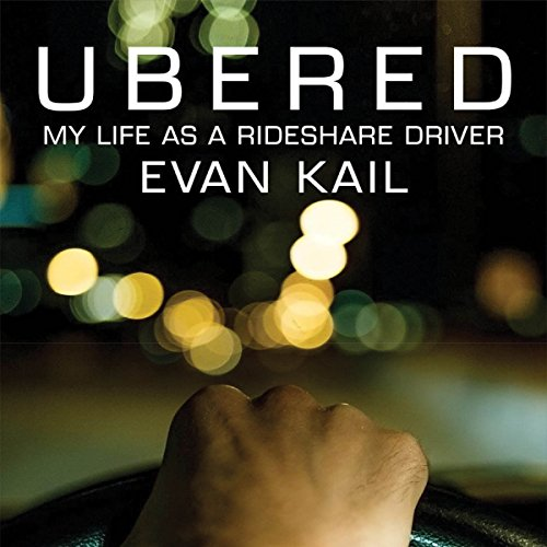 Ubered: My Life as a Rideshare Driver audiobook cover art
