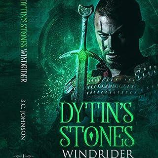 Dytin's Stones: Windrider cover art