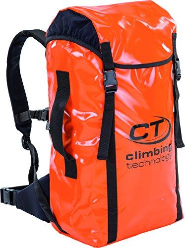 Climbing Technology Utility Mochila para la Cueva de montaña y Rescate, Naranja,...
