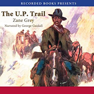 The U.P. Trail audiobook cover art