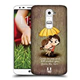 Head Case Designs cute emo Love custodia rigida per LG telefoni 1,...