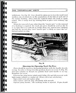 Caterpillar 30 Crawler Tools Service Manual (All SN#s)