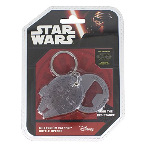 Joy Toy Millennium Falcon Apri Bottiglie, Multicolore, 1.00x12.50x16.50 cm