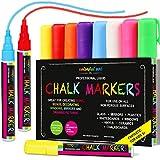Premium CHALK PENS - BEST for Kids Art Menu...