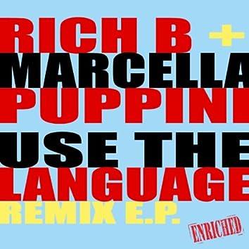 Use The Language Remix E.P.