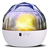 Slowton Star Night Light Projector for Kids, Starry Lighting Lamp...