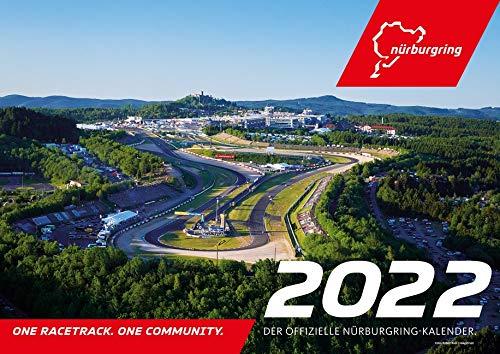 Der offizielle Nürburgring-Kalender 2022: One racetrack. One Community